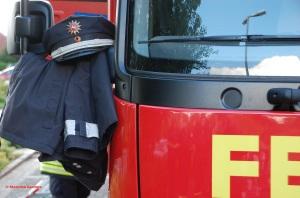 Feuerwehr und Polizei